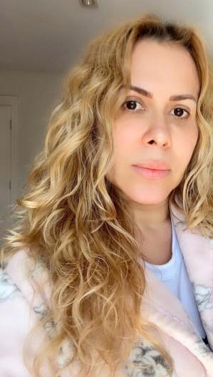 Cantora atualizou sobre seu estado de saúde nas redes sociais (Foto: Reprodução/Instagram)