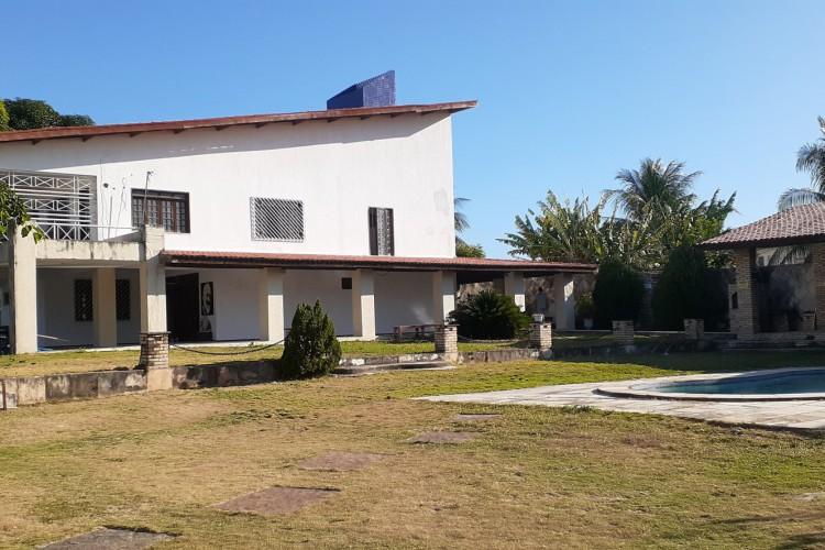 Casa Terapêutica São Padre Pio funciona no Eusébio, Região Metropolitana de Fortaleza (Foto: Divulgação)