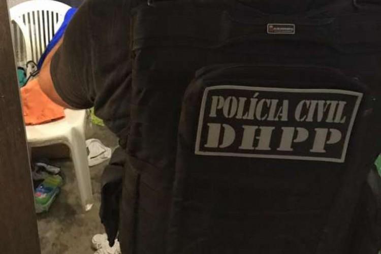 Suspeitos de divulgar mensagens com ameaças a policiais penais responderão por incitação ao crime  (Foto: divulgação/SSPDS )