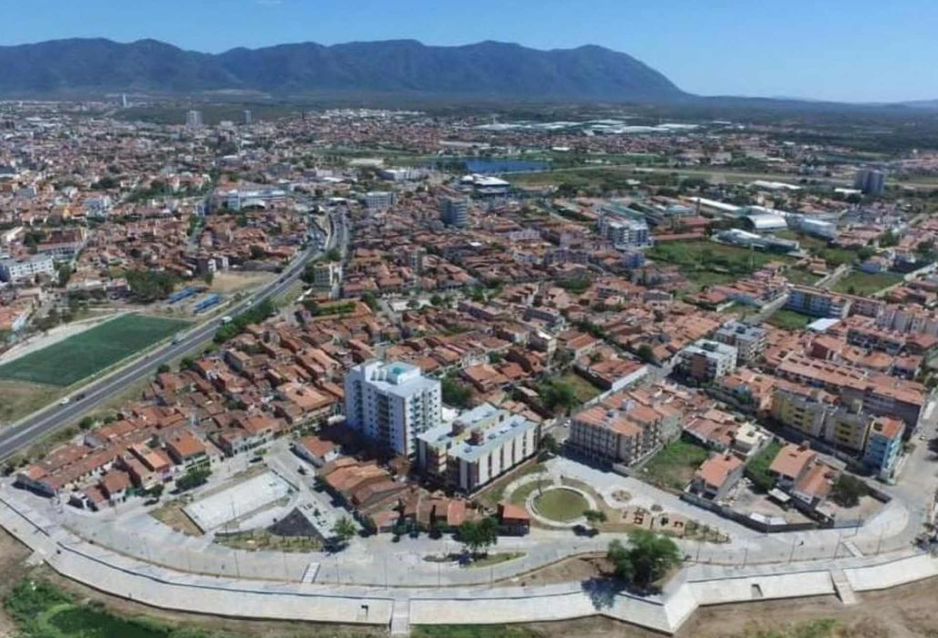 Panorama de Sobral (Foto: Reprodução/Facebook Ivo Gomes)