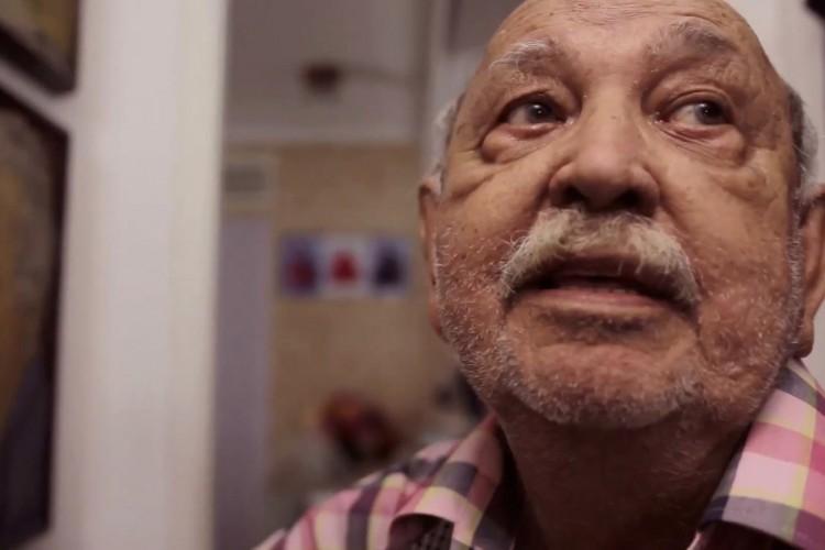 A história de Haroldo Serra é tema de documentário que será exibido pelo Cineteatro São Luiz (Foto: Divulgação)