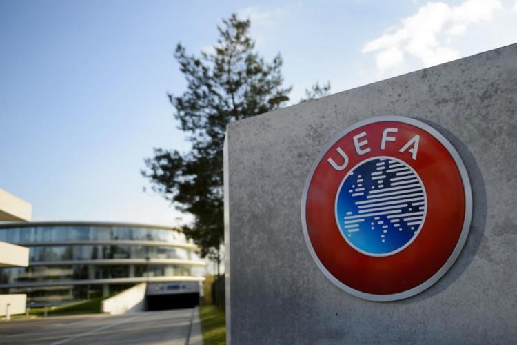 Sede da UEFA, em Nyon, na Suíça (Foto: Divulgação UEFA)