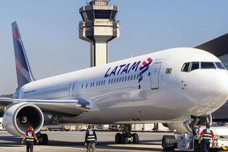Reforço na malha aérea de Fortaleza operacionalizado pela Latam abrange aumento no número de voos Sudeste, Centro-oeste, Norte e Nordeste do Brasil; confira cidades (Foto: Divulgação)