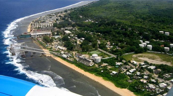 Nauru é utilizada pela Austrália como destino para imigrantes ilegais. Apesar dos protestos internacionais, a prática é a principal fonte de renda da pequena nação