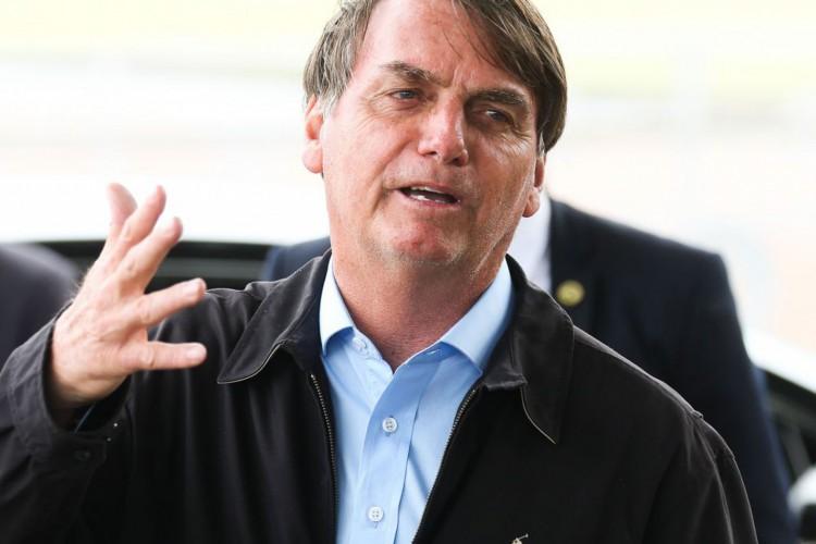 Em falas anteriores, Bolsonaro argumentou que o tabelamento de preços já foi feito no passado e não deu certo (Foto: Antonio Cruz/ Agência Brasil)