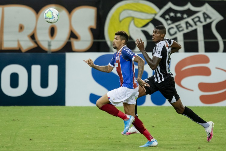 Ceará e Bahia disputaram a final do Nordestão em 2015 e 2020 (Foto: Aurelio Alves/ O POVO)