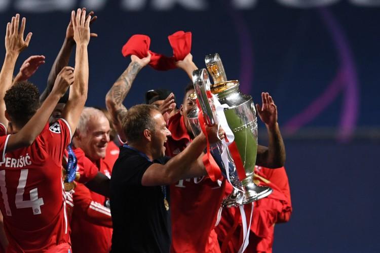 Hans Flick será o treinador da Alemanha após o fim da Eurocopa (Foto: David Ramos / AFP)