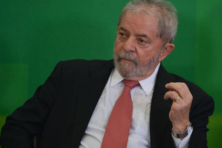 LUIZ Inácio Lula da Silva (Foto: José Cruz/Agência Brasi)