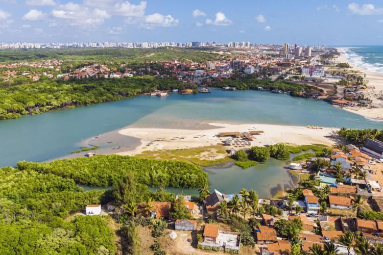 Sabiaguaba, em Fortaleza, é um dos bairros em novas mortes por Covid-19 desde dezembro. (Foto: Fco Fontenele/O POVO) (Foto: FCO FONTENELE)