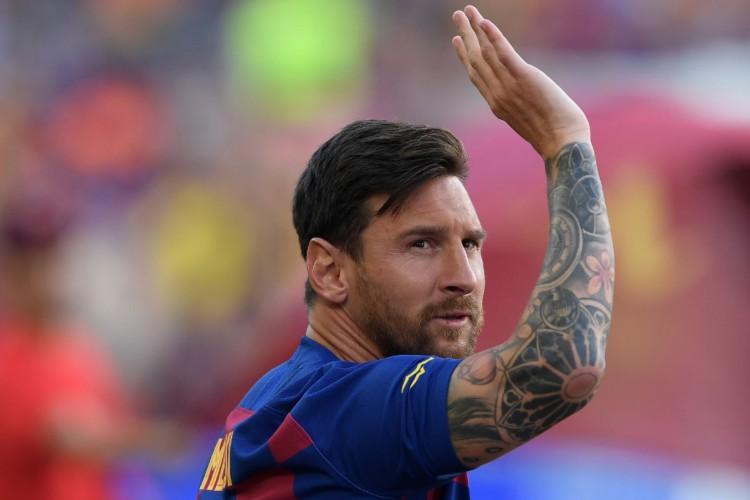 Messi pode permanece no Barcelona até o final da temporada 2020/21  (Foto: Josep LAGO / AFP)