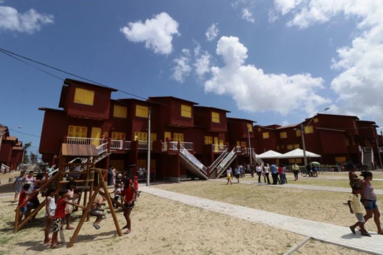 Governo Bolsonaro tenta colocar marca própria em programas habitacionais (Foto: Gustavo Simão, em 30/12/2018)
