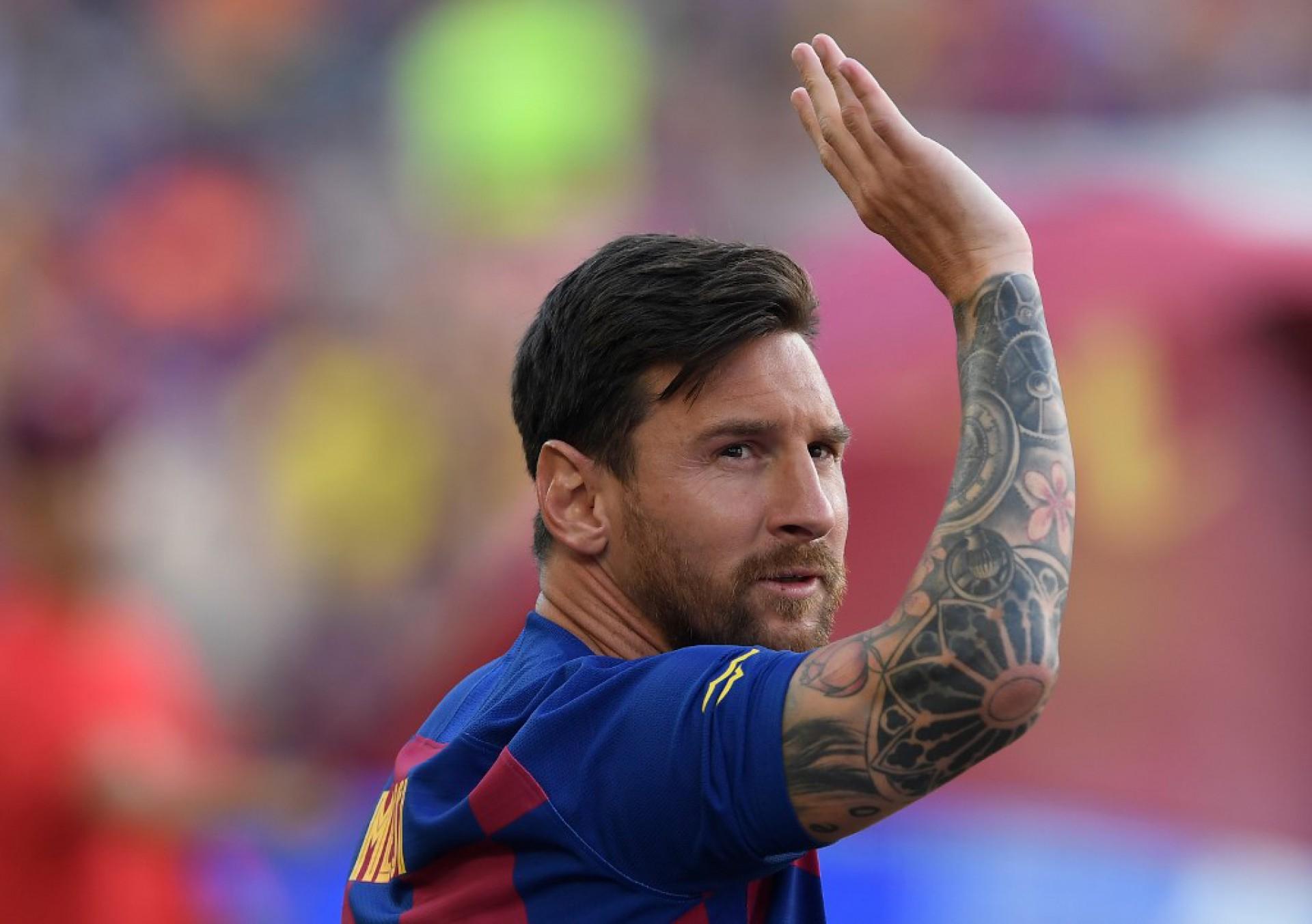Messi pode permanece no Barcelona até o final da temporada 2020/21