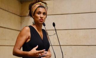 Marielle Franco, assassinada com seu motorista Anderson Gomes em março de 2018, era vereadora no Rio de Janeiro (RJ) pelo Psol