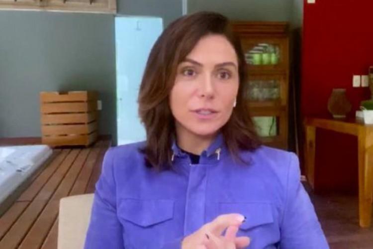 Giovanna Antonelli revelou a antipatia pela dança em entrevista ao