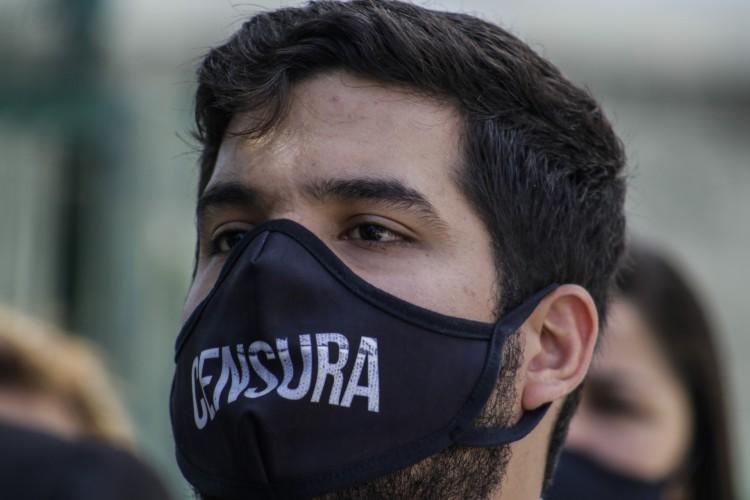 André Fernandes diz que cargos eram de pessoas de confiança (Foto: Thais Mesquita/O POVO) (Foto: Thais Mesquita)