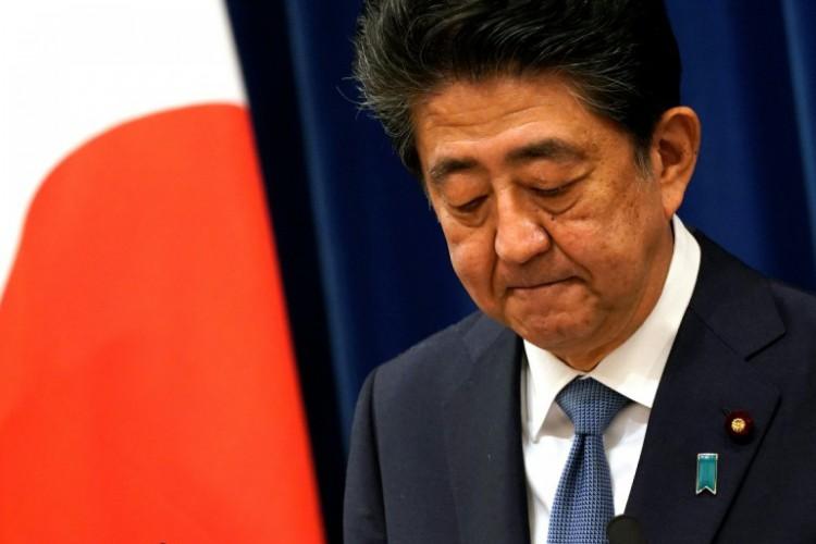 Shinzo Abe (Foto: AFP)