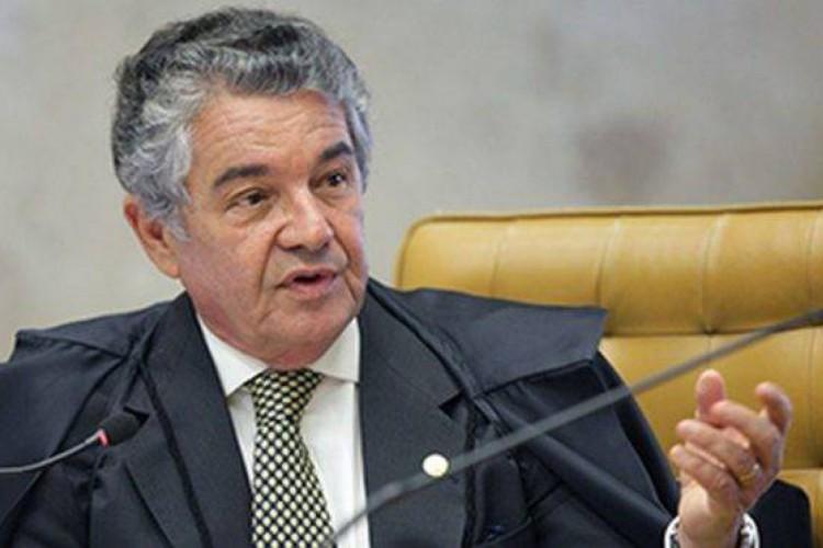 Marco Aurélio Mello. Usando o artigo 316, o ministro do STF mandou soltar pelo menos 79 pessoas, segundo levantamento do G1. (Foto: STF)