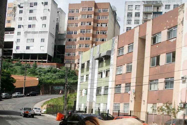 Salvador, capital da Bahia, também teve registros de tremor de terra (Foto: Arquivo Correio 24 horas/Via Rede Nordeste)
