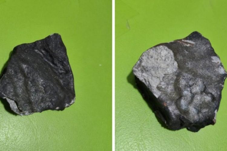 Os meteoritos cairam na cidade no último dia 19 de agosto (Foto: Reprodução/JC)