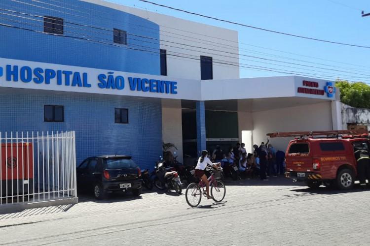 Um total de 80% dos leitos de UTI do município seguem ocupados com pacientes com Covid-19 (Foto: Foto: Asscom/Corpo de Bombeiros Militar)