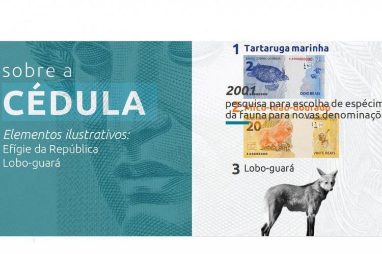 Cédula de R$ 200 entra em circulação hoje (Foto: Banco Central)