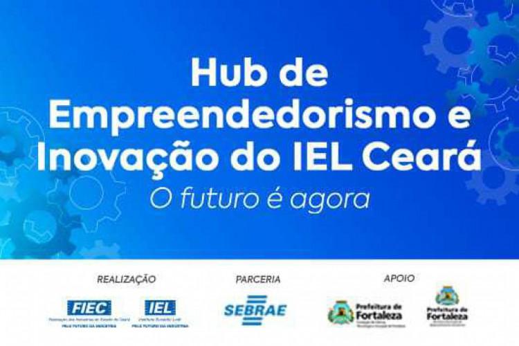 CARTAZ de divulgação do Hub de Empreendedorismo e Inovação (Foto: Divulgação)