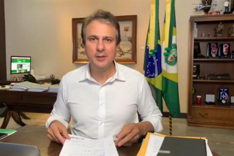 O governador anunciou na sexta-feira o cancelamento do Carnaval (Foto: Reprodução Facebook)