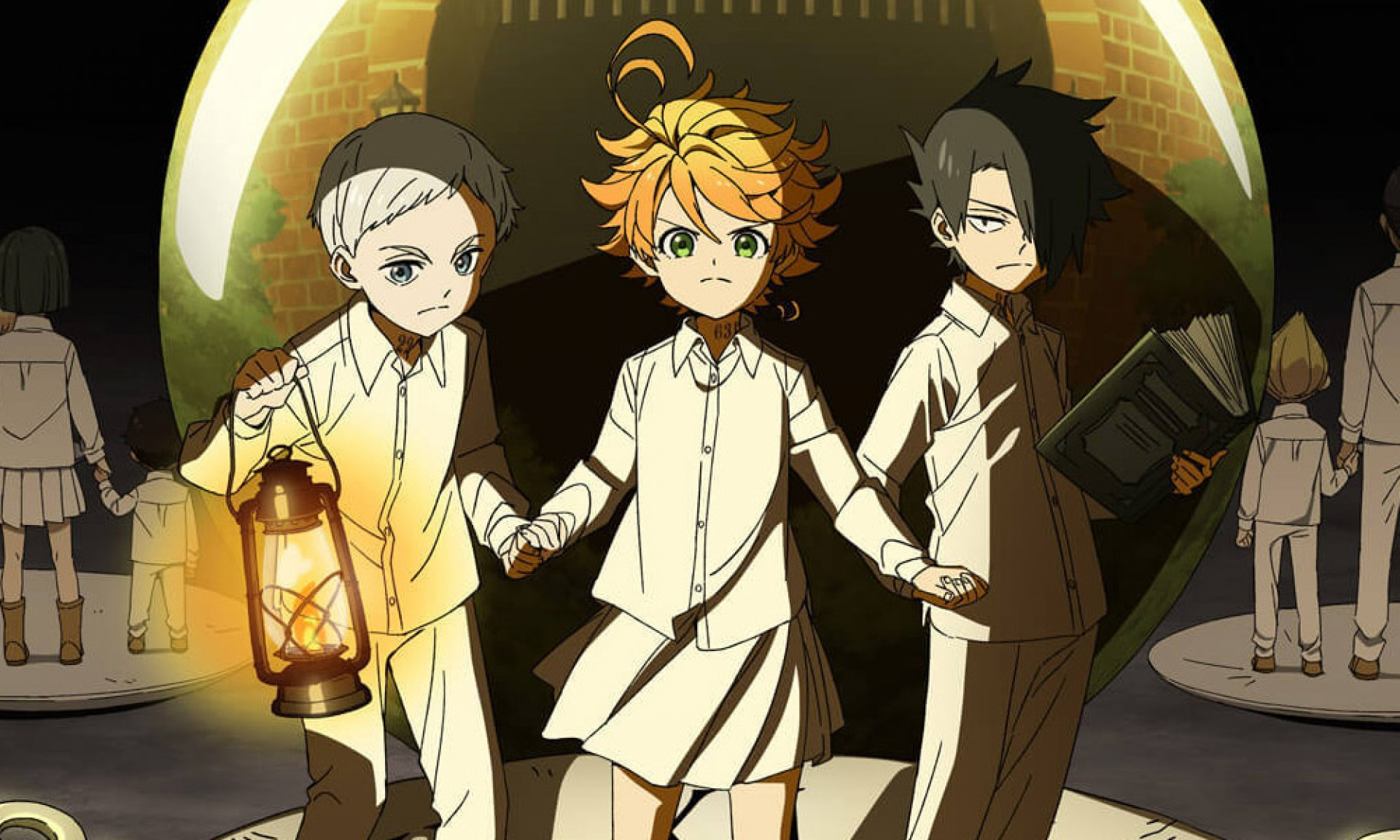 "Netflix disponibiliza o anime ""The Promised Neverland"" no catálogo brasileiroNetflix disponibiliza o anime ""The Promised Neverland"" no catálogo brasileiro 