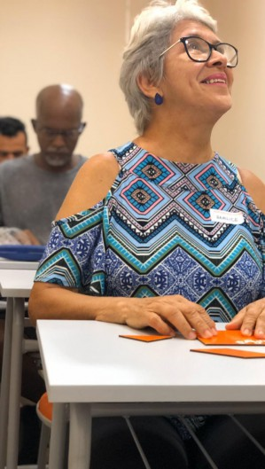 O praticante pode aumentar a reserva cognitiva, por treinar o cérebro para desenvolver uma resiliência ao lidar com as alterações cerebrais  (Foto: Reprodução/ Assessoria SUPERA)