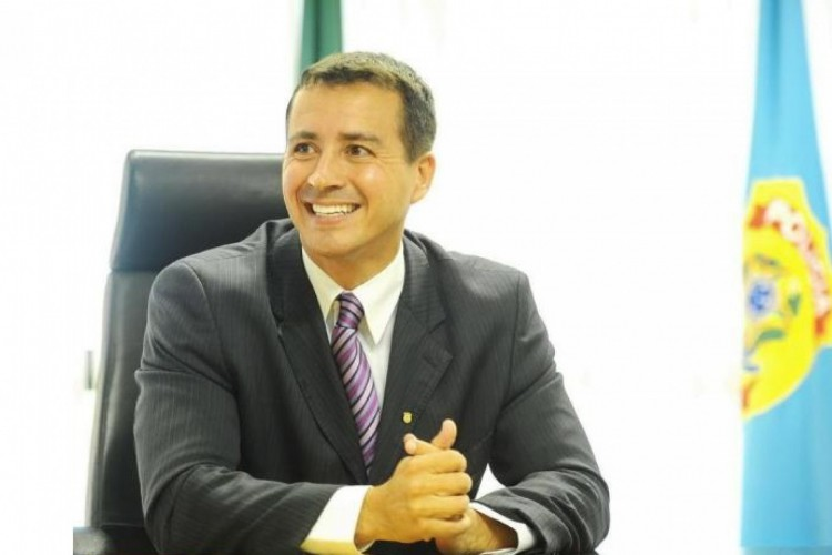 Sandro Caron: novo titular da SSPDS foi superintendente da Polícia Federal no Ceará de 2011 a 2013 (Foto: Divulgação)