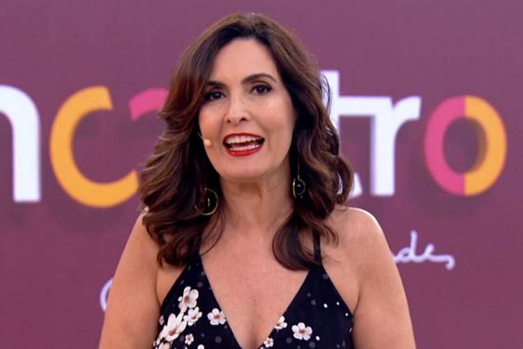 Fátima Bernardes apresenta o Encontro nas manhãs da Rede Globo (Foto: Divulgação/Rede Globo)