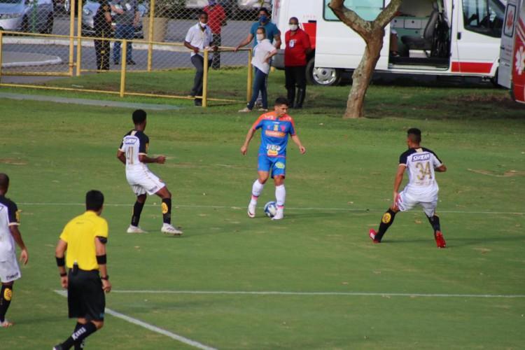 Último duelo entre Fortaleza e Sport foi na Copa do Nordeste  (Foto: Bruno Oliveira/Fortaleza EC)