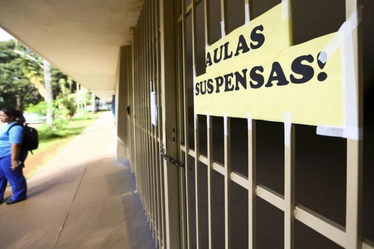 Governo do DF suspende aulas para evitar ampliação de casos do novo corona vírus. (Foto: Marcelo Camargo/Agência Brasil)