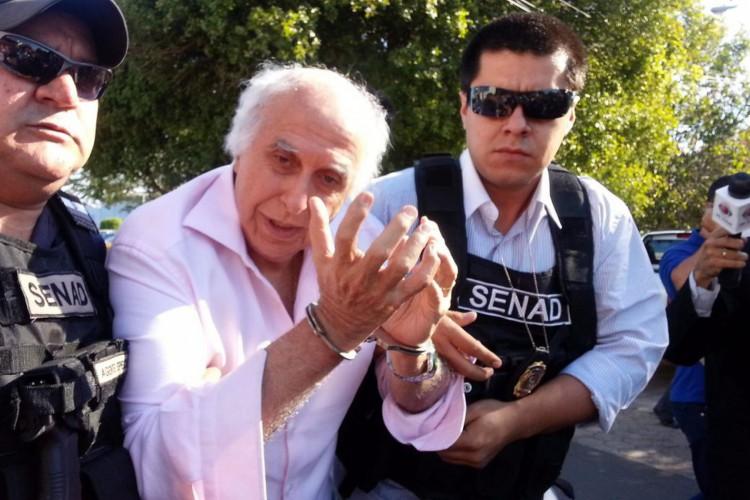 Lewandowski concede liminar e Abdelmassih vai para hospital (Foto: )