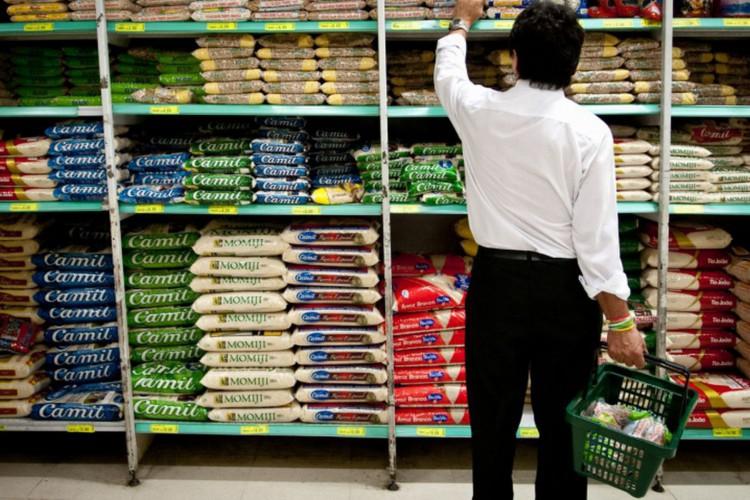 Cesta de compras para família de renda mais baixa sobe 0,36% em agosto (Foto: )