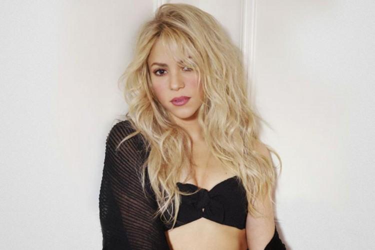 A cantora colombiana Shakira (Foto: Divulgação)