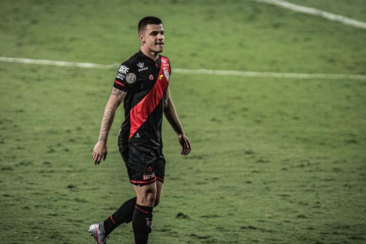 Atlético-GO derrota Vasco de virada em São Januário (Foto: )