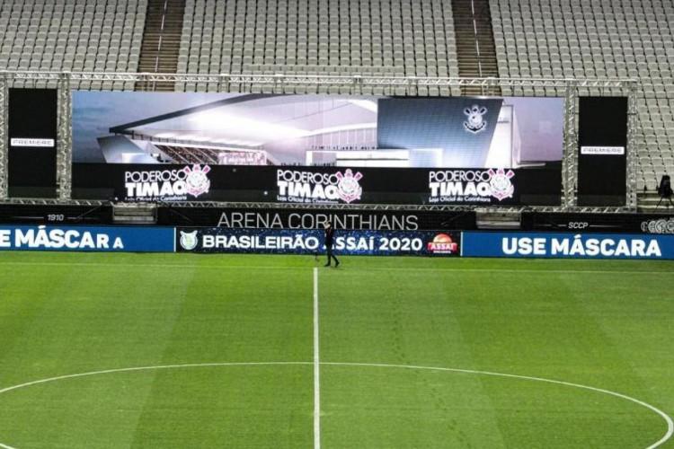Corinthians e Palmeiras se enfrentam hoje pelo Brasileirão. Saiba como assistir à transmissão do jogo ao vivo (Foto: Divulgação/ Corinthians)