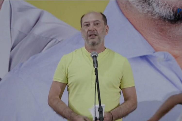 IVO tentará reeleição mantendo Christianne Coelho como vice (Foto: Reprodução)