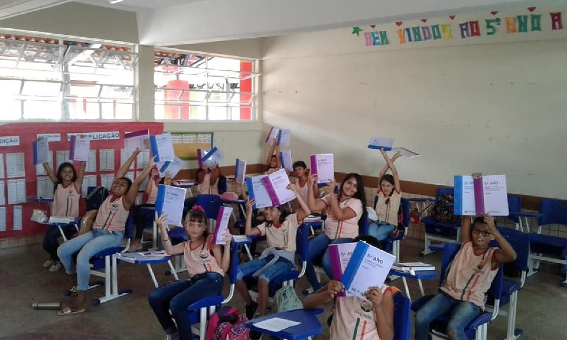 ESCOLAS DE MUCAMBO: diagnóstico, meta e reforço para cada aluno