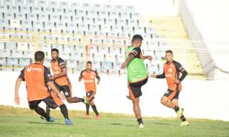 Guarany de Sobral iria estrear na Série D 2020 diante do Salgueiro-PE em casa
