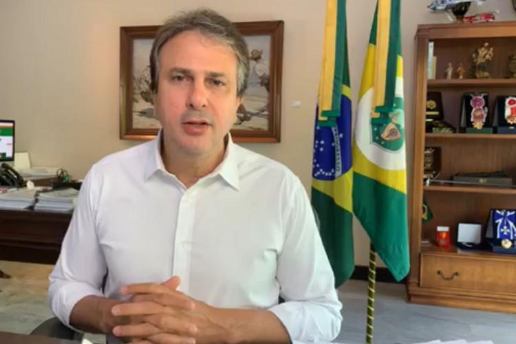 Camilo tomou decisão em reunião com Comitê (Foto: REPRODUÇÃO FACEBOOK)