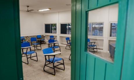 As aulas nas escolas do município de Farias Brito estão suspensas por 14 dias devido ao aumento de casos de Covid-19 na cidade