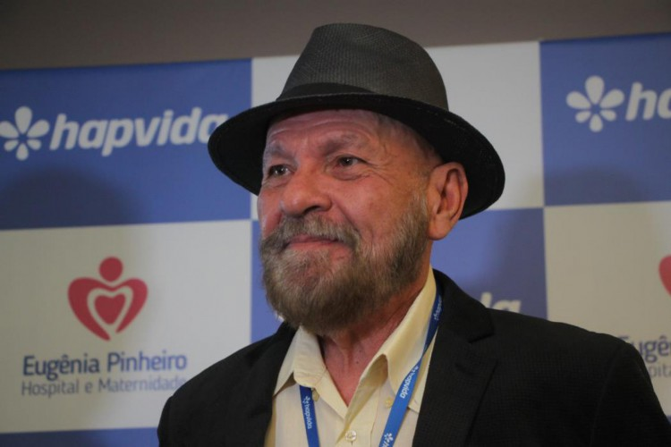 According to a Forbes survey, Cândido Pinheiro, founder of the Hapvida health system, is the richest state in Ceará and the eleventh Brazilian with the greatest wealth (Photo: Mauri Melo / O POVO).