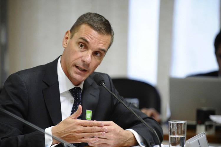 André Brandão é novo presidente do Banco do Brasil (Foto: Edilson Rodrigues/Agência Senado)