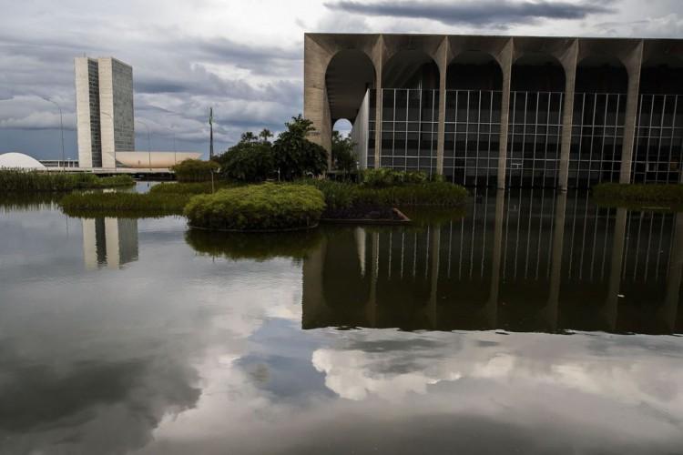 Brasília 60 Anos - Palácio Itamaraty (Foto: Marcello Casal JrAgência Brasil)