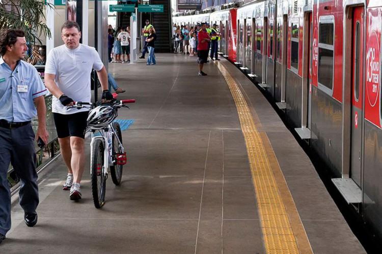Dia Mundial sem Carro chama atenção para bicicleta como alternativa (Foto: )
