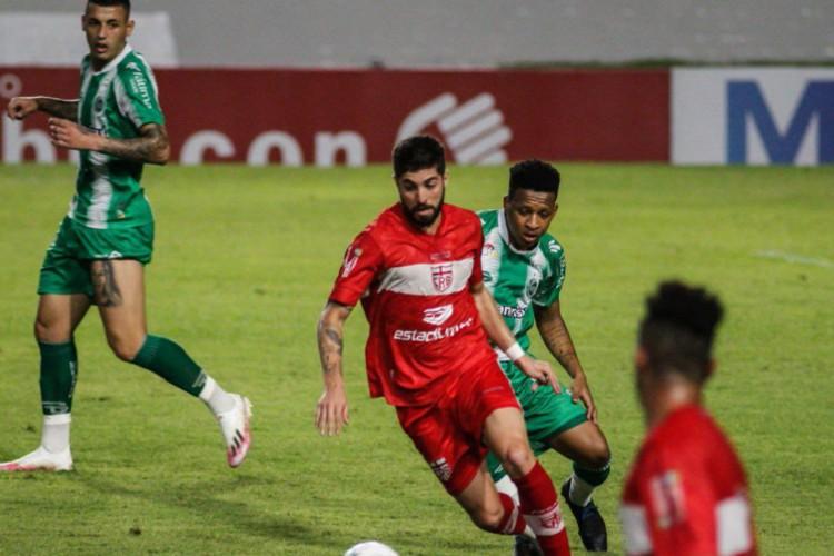 Vitória do CRB é insuficiente e Juventude segue na Copa do Brasil (Foto: )