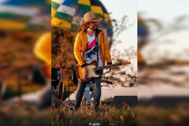 Fernando Zor, da dupla sertaneja com Sorocaba  (Foto: Fernando & Sorocaba/Divulgação)