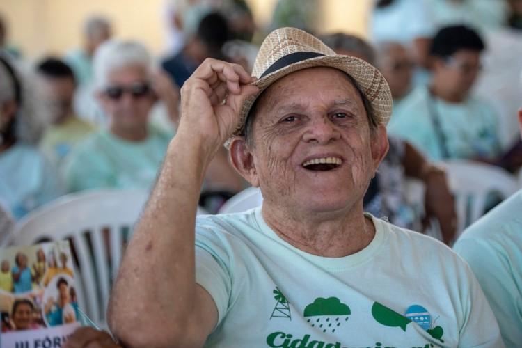 A programação conta palestras e minicursos com temas sobre alimentação, envelhecimento e saúde mental (Foto: Divulgação / JR PANELA)